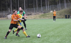 Magnusson mot IF Knallen
