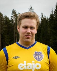Richard Carlsson - Månstads IF