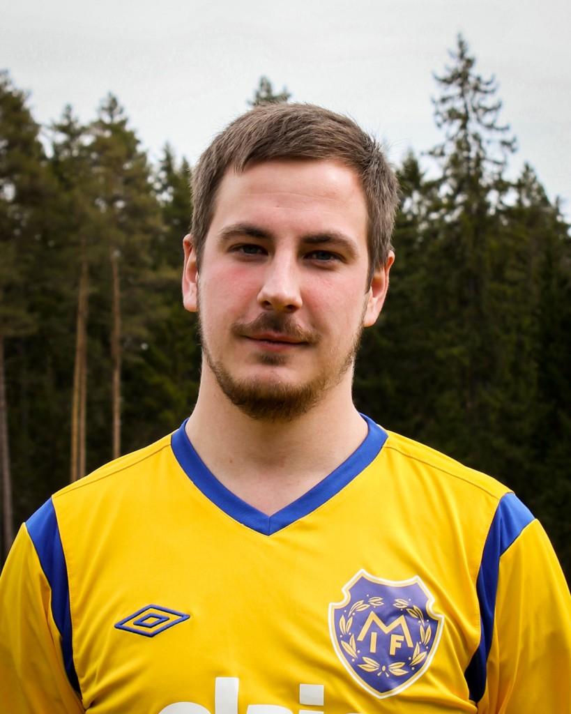 Robin Andersson - Månstads IF