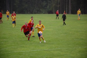 Ivarsson har bollen