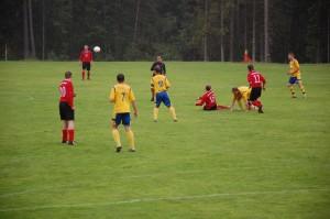 Kamp om bollen