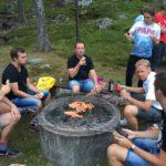 MIF Old Boys grillar
