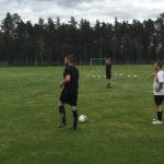MIF Old Boys tränar