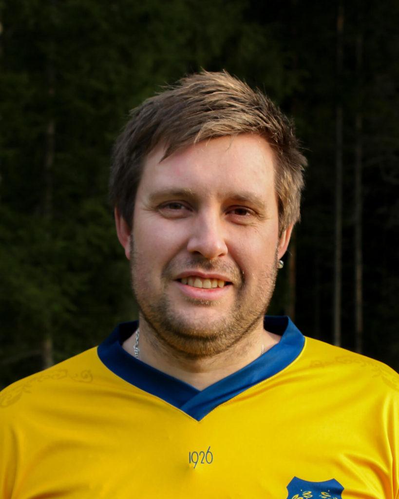 Månstads IF Joakim Börjesson