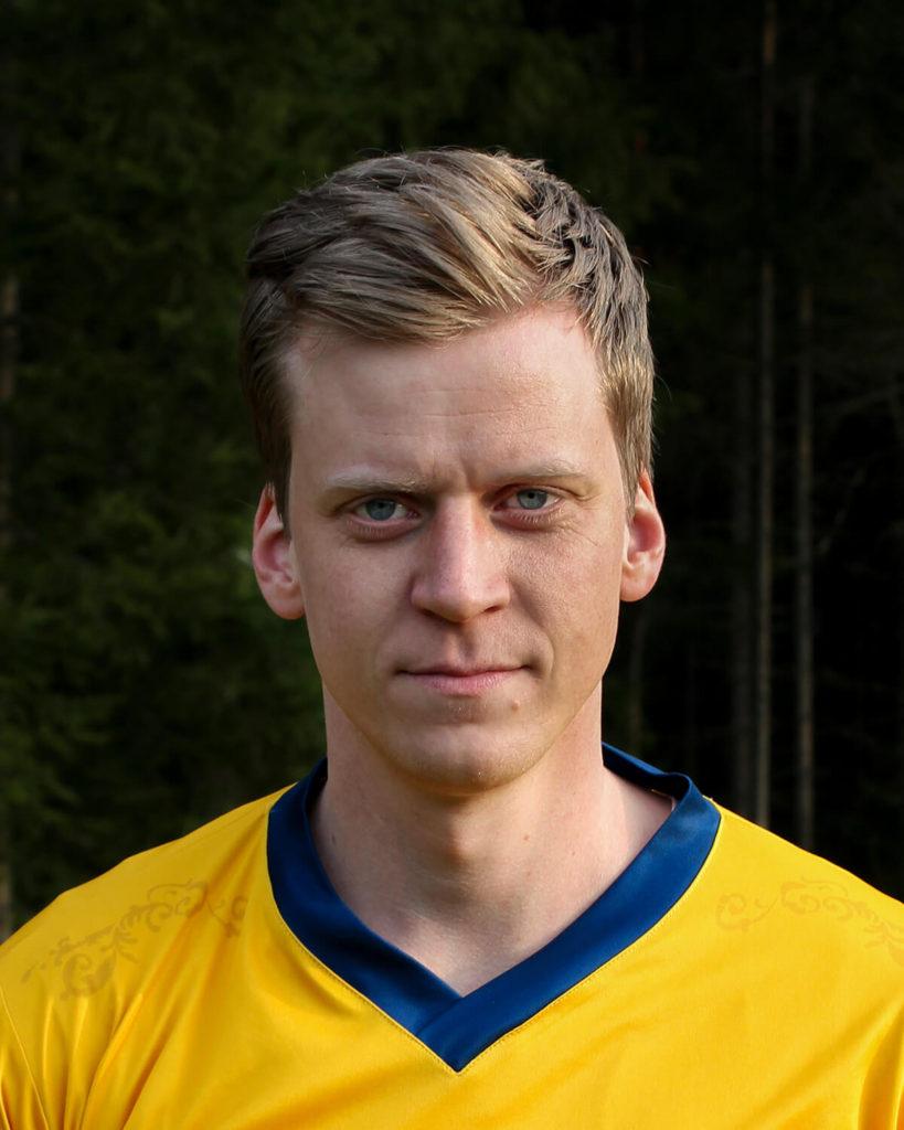 Månstads IF Kristian Ivarsson