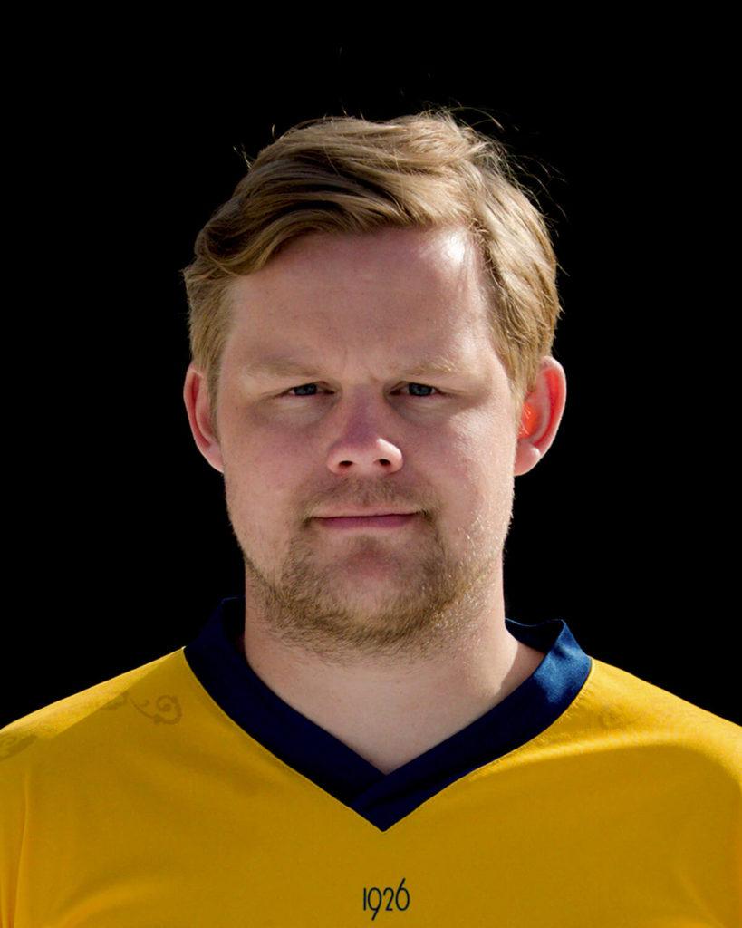 Jacob Claesson - Månstads IF