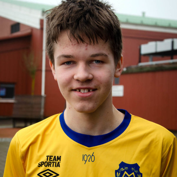 Albin Torstensson - Månstads IF