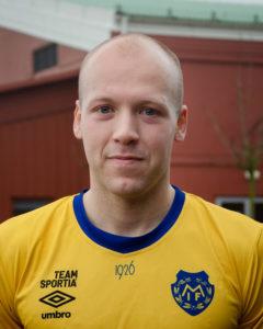 Casper Torstensson - Månstads IF