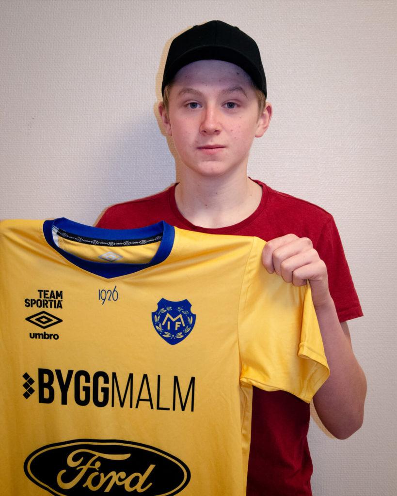 Einar Darén - Månstads IF