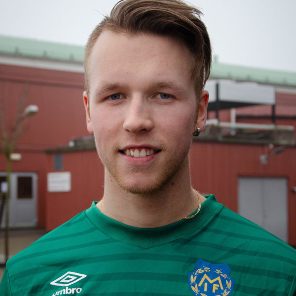 Johannes Torstensson - Månstads IF