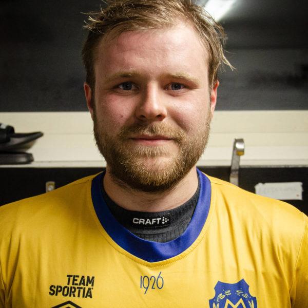 Simon Lundgren, Månstads IF